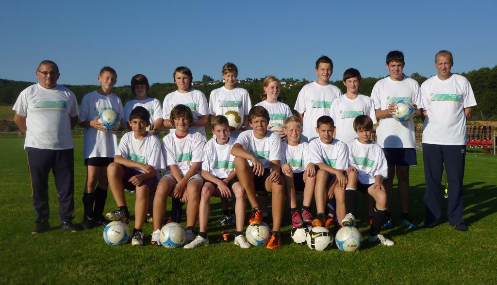 C-Jugend Saison 2011/2012