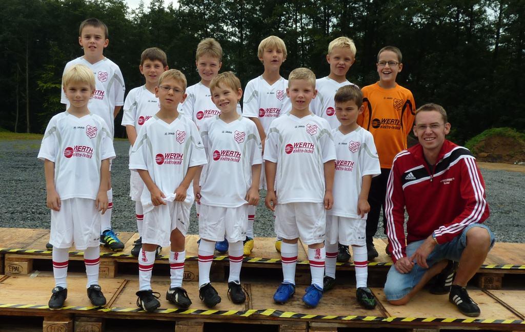 F-Jugendteam Saison 2011/2012