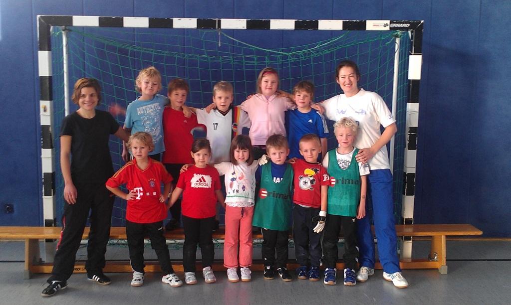 G-Jugend Team 2011/2012